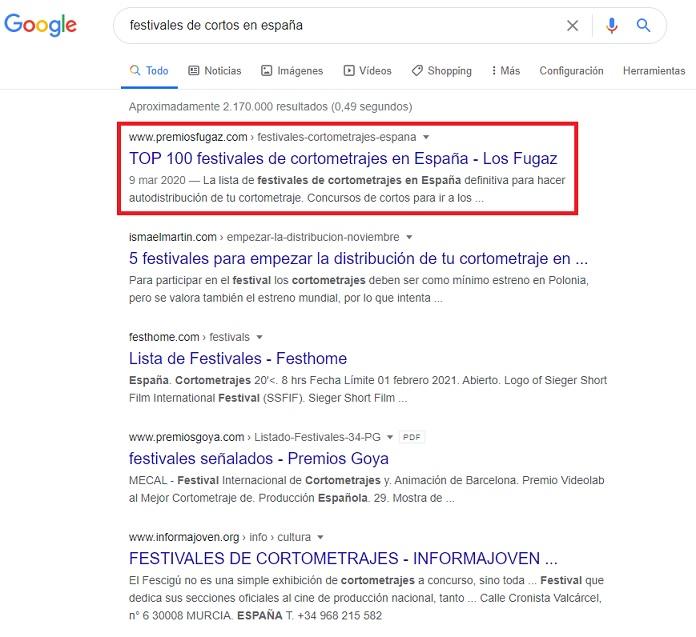 ejemplo SEO apablo.com